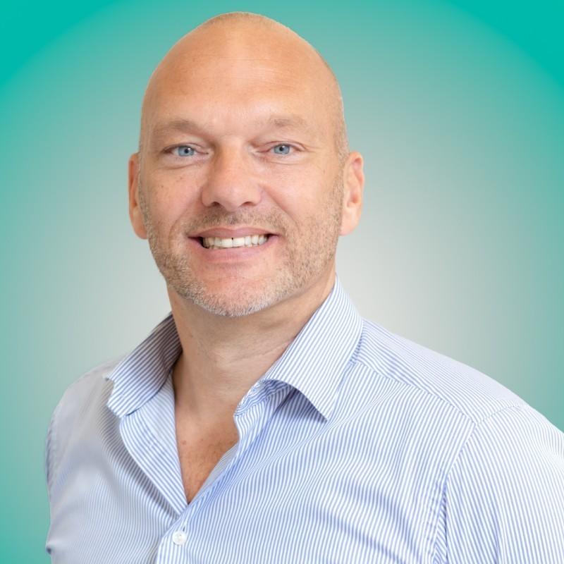 Pim Hilgerdenaar, directeur van Crohill