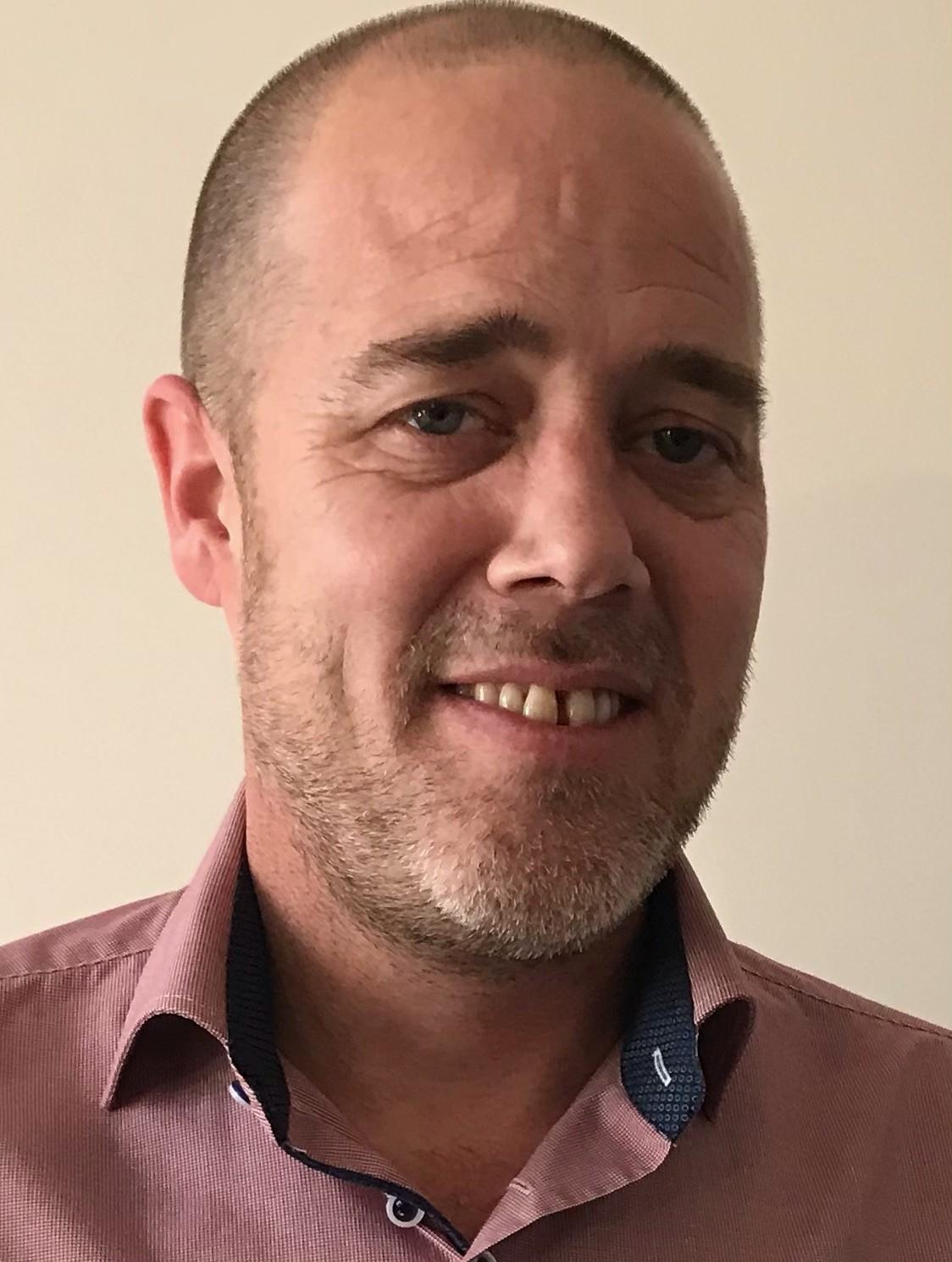 Martijn van Veghel, Projectmanager Food bij CSU