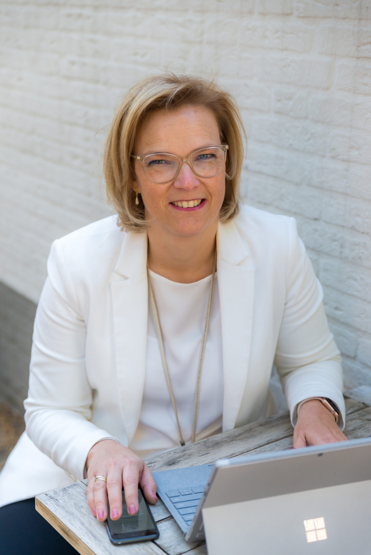 Diane van Dijk, schoonmaakbedrijf CSU