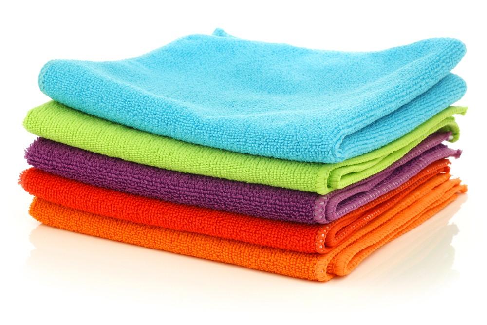 Microvezel schoonmaakdoekjes