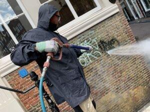 Hogedrukreiniging in de professionele schoonmaak
